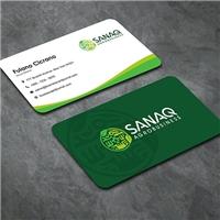 Sanaq Agrobusiness, Logo e Identidade, Logística, Entrega & Armazenamento