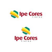 ipe Cores  , Logo e Identidade, Construção & Engenharia