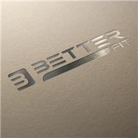 Better Fit / roupas fitness de alto padrao, Logo e Identidade, Roupas, Jóias & acessórios