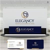 Elegancy odontologia especializada, Logo e Identidade, Outros