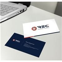 Rec Automação Industrial, Logo e Identidade, Tecnologia & Ciencias