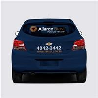 ALIANCE BRASIL, Peças Gráficas e Publicidade, Automotivo