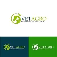 VetAgro, Logo e Identidade, Animais