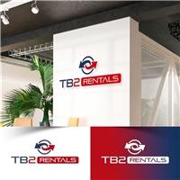 TB2 RENTALS, Logo e Identidade, Viagens & Lazer