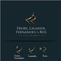 FREIRE, LAUANDE, FERNANDES E REIS ADVOGADOS, Logo e Identidade, Advocacia e Direito