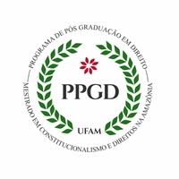 Programa de Pós Graduação em Direito Mestrado em Constitucionalismo e., Logo e Identidade, Educação & Cursos