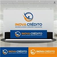 INOVA CRÉDITO - Escritório de negócios, empréstimos e financiamentos., Logo e Identidade, Contabilidade & Finanças