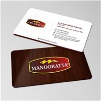 Mandoratta/ mandioca rolha e mandioca tolete congelada, Logo e Identidade, Alimentos & Bebidas