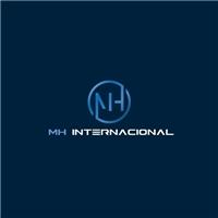 MH Internacional, Logo e Identidade, Consultoria de Negócios