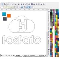 Fosfato, Logo e Identidade, Computador & Internet