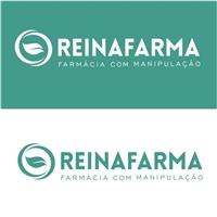 REINAFARMA, Logo e Identidade, Saúde & Nutrição