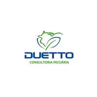 Duetto Consultoria Pecuária, Logo e Identidade, Animais