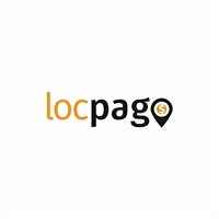 LOCPAGO, Logo e Identidade, Tecnologia & Ciencias