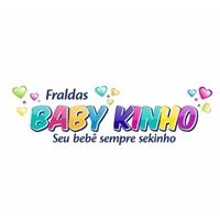 FRALDAS BABY KINHO, SEU BEBE SEMPRE SEKINHO, Logo e Identidade, Outros