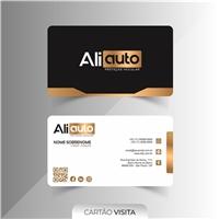 Aliauto Proteçao Veicular, Logo e Identidade, Automotivo