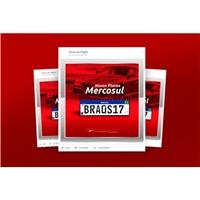 Vermelho Placas, Web e Digital, Automotivo