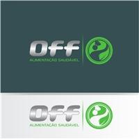 OFF Alimentação Saudável, Logo e Identidade, Saúde & Nutrição