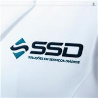 SSD SOLUÇÕES EM SERVIÇOS DIÁRIOS , Logo e Identidade, Limpeza & Serviço para o lar