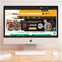 Tokshop, Marketing Digital, Roupas, Jóias & acessórios