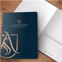 ALEXANDRE SCHERER ADVOGADOS ASSOCIADOS, Logo e Identidade, Advocacia e Direito
