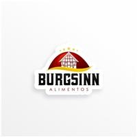 Burgsin Alimentos, Logo e Identidade, Alimentos & Bebidas