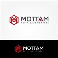 MOTTAM - Retífica de Motores, Logo e Identidade, Outros