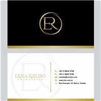 Erika Ribeiro, Logo e Identidade, Fotografia