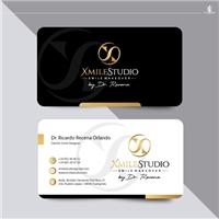 XmileStudio, Logo e Identidade, Odonto