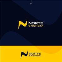 NORTE ENERGIA, SERVIÇOS DE TECNOLOGIA LTDA, Logo e Identidade, Construção & Engenharia