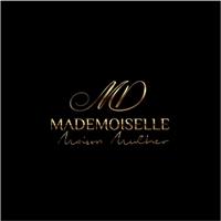 MADEMOISELLE MAISON MULHER, Logo e Identidade, Roupas, Jóias & acessórios