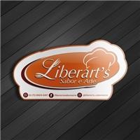 Liberar's Sabor e Arte, Logo e Identidade, Alimentos & Bebidas