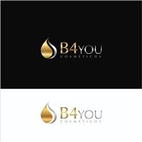 B4YOU, Logo e Identidade, Beleza