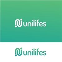 Produto: unilifes, Logo e Identidade, Saúde & Nutrição