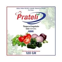 PRATELI, Embalagens de produtos, Alimentos & Bebidas