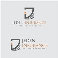 Jeden Insurance / Corretora de seguros, Logo e Identidade, Contabilidade & Finanças