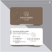 José de Barros Mastologia, Logo e Identidade, Saúde & Nutrição