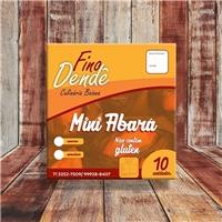 Fino Dendê/ abará, Embalagens de produtos, Alimentos & Bebidas