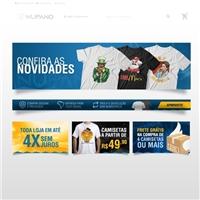 NUPANO, Marketing Digital, Roupas, Jóias & acessórios