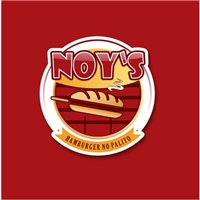 Noy's Hamburguer no Palito, Logo e Identidade, Alimentos & Bebidas