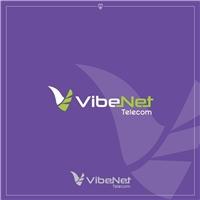 VibeNet, Logo e Identidade, Computador & Internet