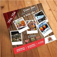 Hula Hula, Peças Gráficas e Publicidade, Alimentos & Bebidas