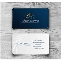 Nádia Chaves Fisioterapia e Reabilitação Veterinária, Logo e Identidade, Pets