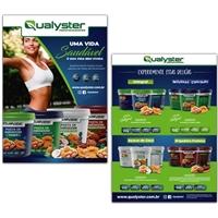 Qualyster, Peças Gráficas e Publicidade, Alimentos & Bebidas