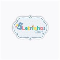 5 LETRINHAS BABY, Logo e Identidade, Crianças & Infantil