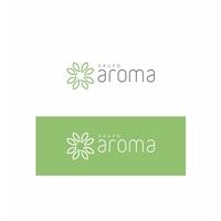 Grupo Aroma, Logo e Identidade, Beleza