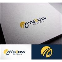 Yellow Energia, Logo e Identidade, Metal & Energia