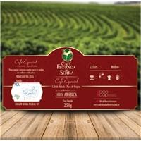 Café Florada da Serra, Embalagens de produtos, Alimentos & Bebidas