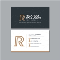 Ricardo Palhares, Logo e Identidade, Consultoria de Negócios