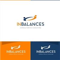 InBalances, Logo e Identidade, Consultoria de Negócios