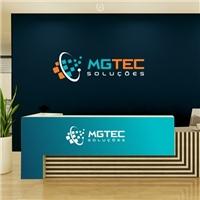 MGTec Soluções, Logo e Identidade, Tecnologia & Ciencias